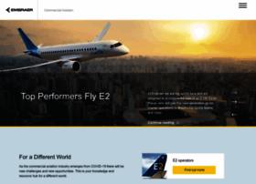 embraercommercialaviation.com