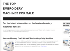 embroiderymachines-forsale.com