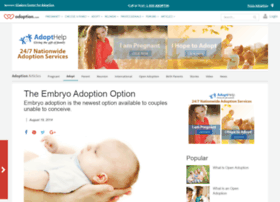 embryoadoptions.com