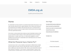 Emda.org.uk