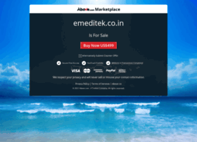 emeditek.co.in