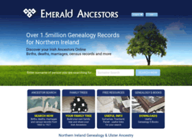 emeraldancestors.com