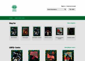 emeraldcomicsdistro.com