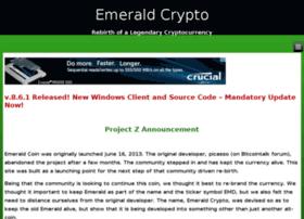 emeraldcrypto.org