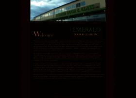 emeralddoorandglass.com