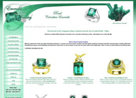 emeraldsandjewelry.com