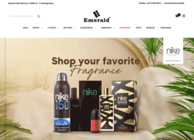 emeraldshirts.com