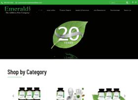 emeraldsupplements.com