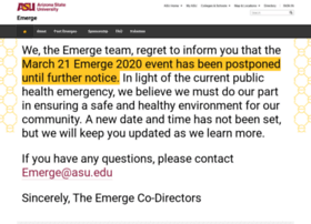emerge.asu.edu