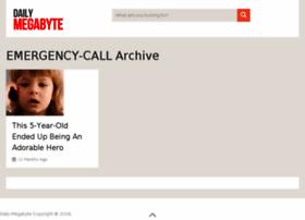 emergency-call.dailymegabyte.com