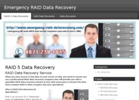emergency-raid-datarecovery.com