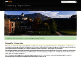 emergency.appstate.edu