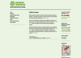 emergency.risd.edu
