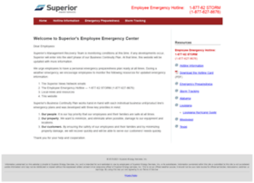 emergency.superiorenergy.com