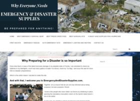 emergencyanddisastersupplies.com