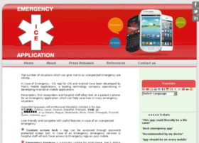 emergencyapplication.com