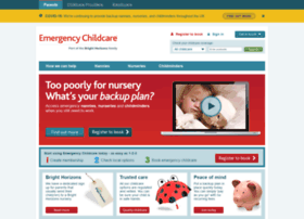 emergencychildcare.co.uk