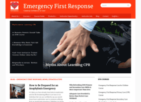 emergencyfirstresponse.com