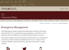 emergencyinfo.txstate.edu