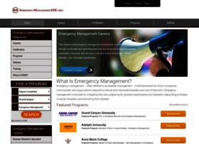 emergencymanagementedu.org