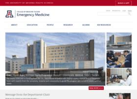 emergencymed.arizona.edu