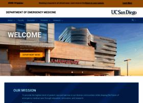 emergencymed.ucsd.edu