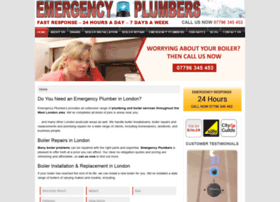 emergencyplumbers.co.uk