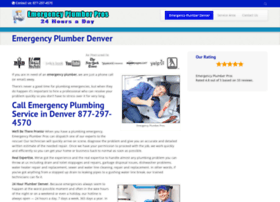 emergencyplumbingdenver.net