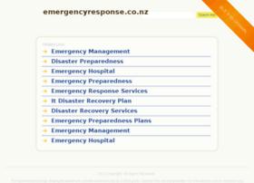 emergencyresponse.co.nz
