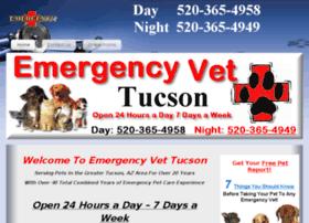 emergencyvettucson.com