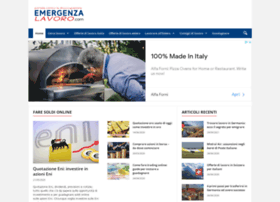 emergenzalavoro.com