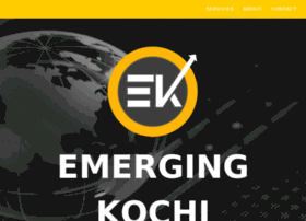 emergingkochi.in