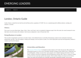 emergingleaders.ca