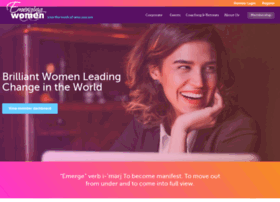 emergingwomen.com