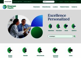 emersonhospital.org
