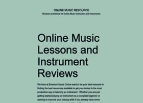 emersonmusiconline.com