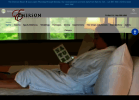 emersonresort.com
