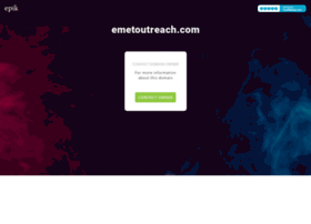emetoutreach.com