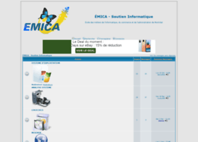 emica-informatique.pro-forum.fr