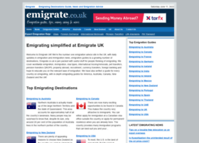 emigrate.co.uk