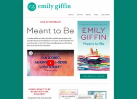 emilygiffin.com