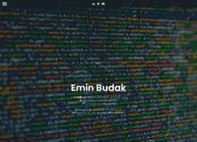 eminbudak.com