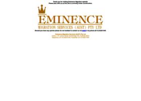 eminencemigration.com.au