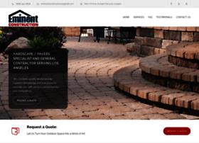 eminent-construction.com