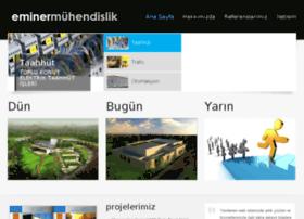 eminermuhendislik.com.tr