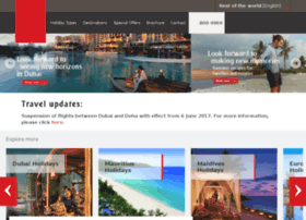 emirates-holidays.com