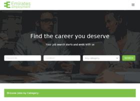 emiratesemployment.com