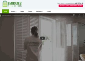 emiratesshutters.com
