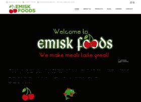 emiskfoods.com