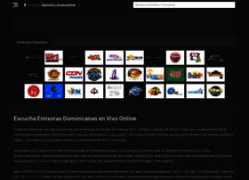 emisorasdominicanasonline.com